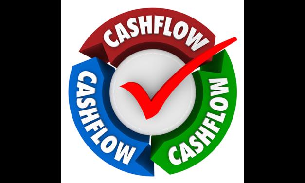 Cash Flow – The Golden Rule